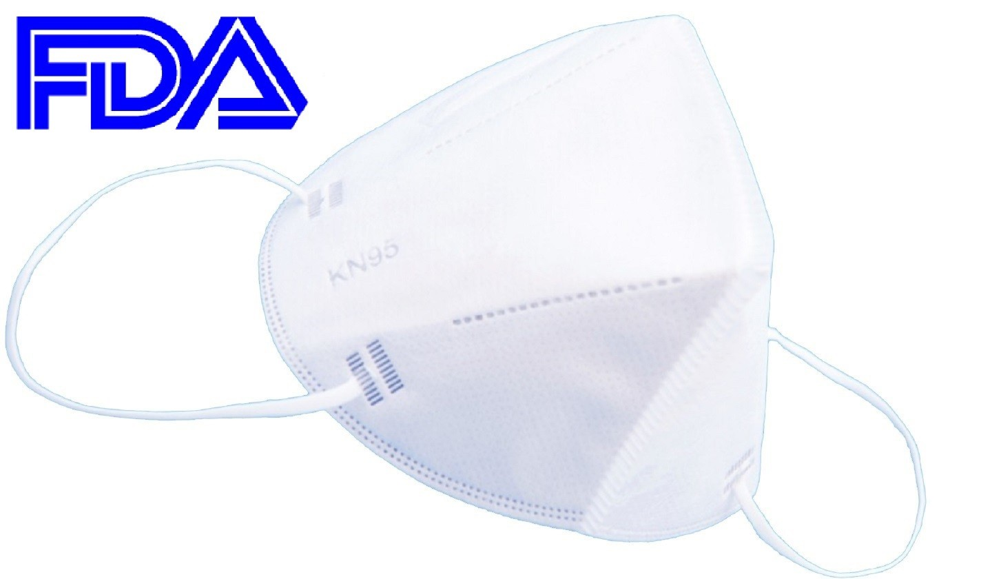 4-Layers of KN95 Protective Mask