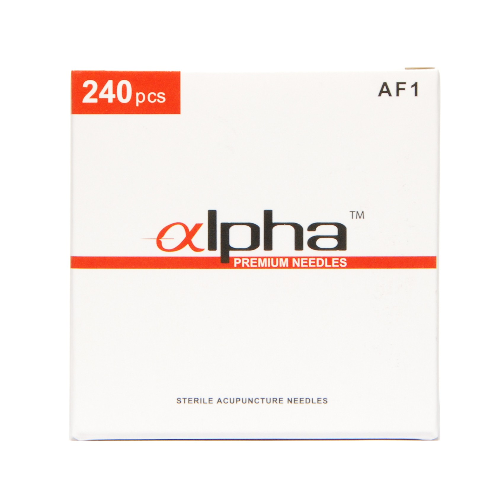 Alpha™ Facial Acupuncture Needle